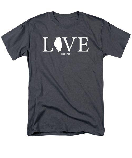 Il Love Men's T-Shirt  (Regular Fit) by Nancy Ingersoll