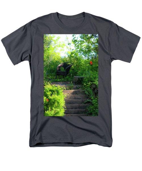 In The Garden T-Shirt by Teresa Mucha