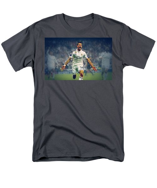 Javier Hernandez Balcazar Men's T-Shirt  (Regular Fit) by Semih Yurdabak