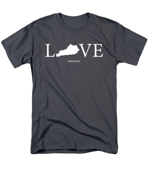 Ky Love Men's T-Shirt  (Regular Fit) by Nancy Ingersoll