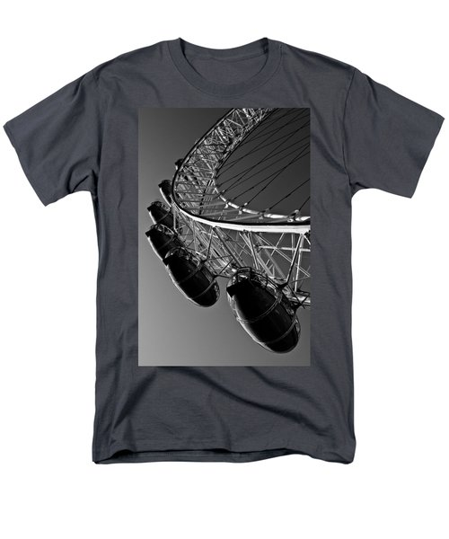 London Eye T-Shirt by David Pyatt