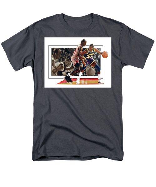 Magicandmike Men's T-Shirt  (Regular Fit) by Dwayne Lester