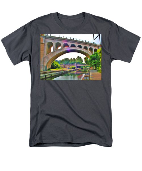 Manayunk Canal T-Shirt by Bill Cannon