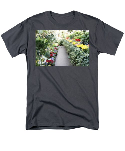 Manito Park Conservatory T-Shirt by Carol Groenen