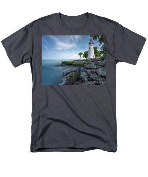 Marblehead Breeze Men's T-Shirt  (Regular Fit) by James Dean
