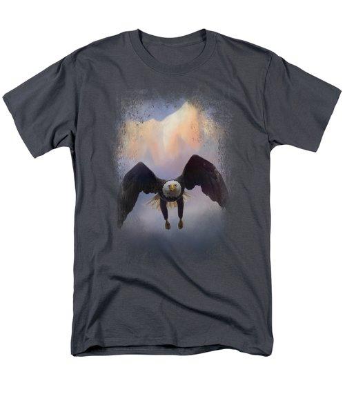 Mountain Flight Men's T-Shirt  (Regular Fit) by Jai Johnson