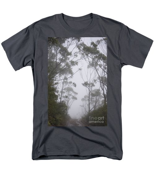 Mt Lanaihale, Munro Trail T-Shirt by Greg Vaughn - Printscapes