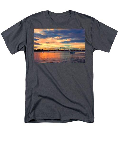 Newport Gold T-Shirt by Joann Vitali