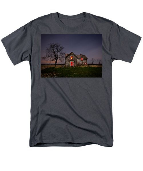 Old Farm House T-Shirt by Cale Best
