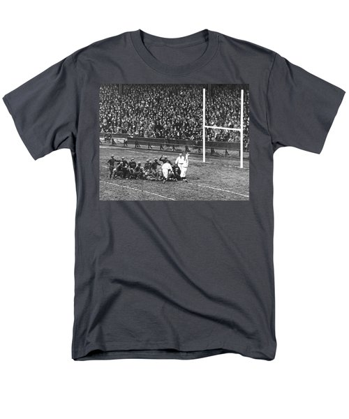 One For The Gipper Men's T-Shirt  (Regular Fit) by Underwood Archives