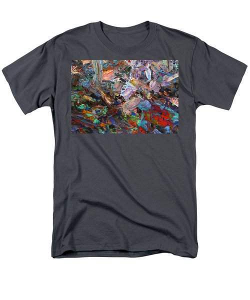 Paint number 42-c T-Shirt by James W Johnson