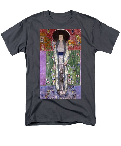 Portrait Of Adele Bloch-bauer II Men's T-Shirt  (Regular Fit) by Gustav Klimt