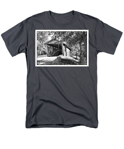 Quinlan Bridge T-Shirt by Deborah Benoit
