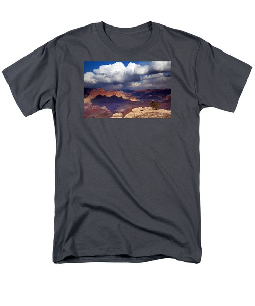 Rain over the Grand Canyon T-Shirt by Mike  Dawson