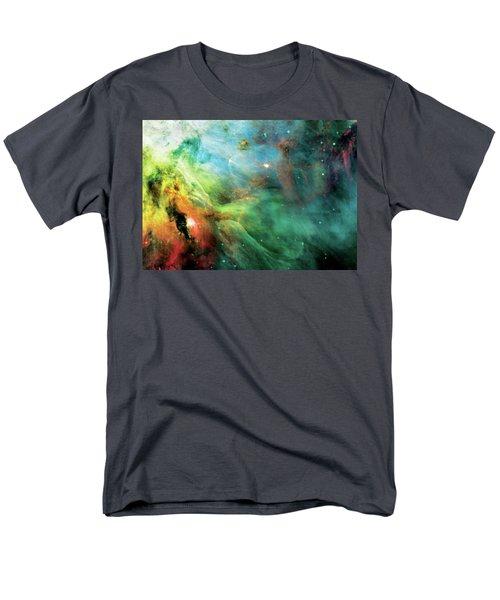 Rainbow Orion Nebula T-Shirt by The  Vault - Jennifer Rondinelli Reilly