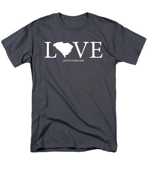 Sc Love Men's T-Shirt  (Regular Fit) by Nancy Ingersoll