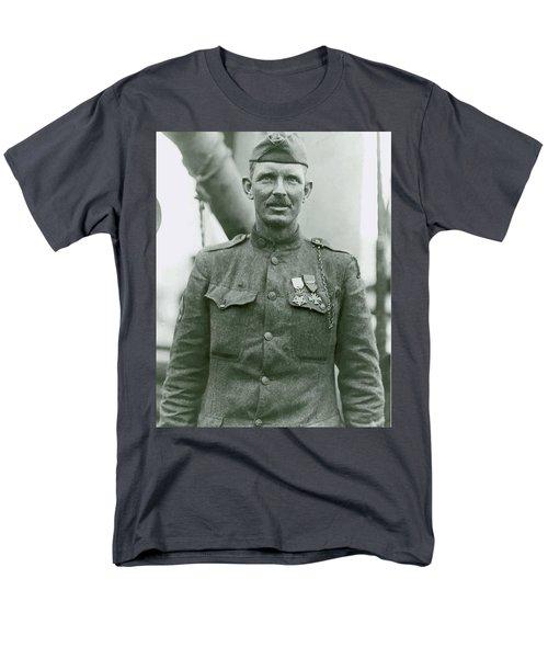 Sergeant Alvin York T-Shirt by War Is Hell Store