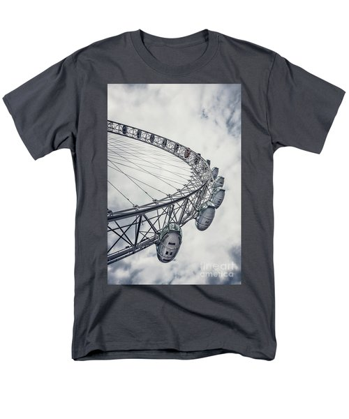 Spin Me Around Men's T-Shirt  (Regular Fit) by Evelina Kremsdorf