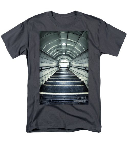 Steppings Tones Men's T-Shirt  (Regular Fit) by Evelina Kremsdorf