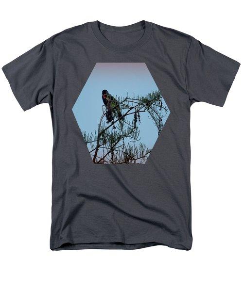 Stillness Men's T-Shirt  (Regular Fit) by Jim Hill