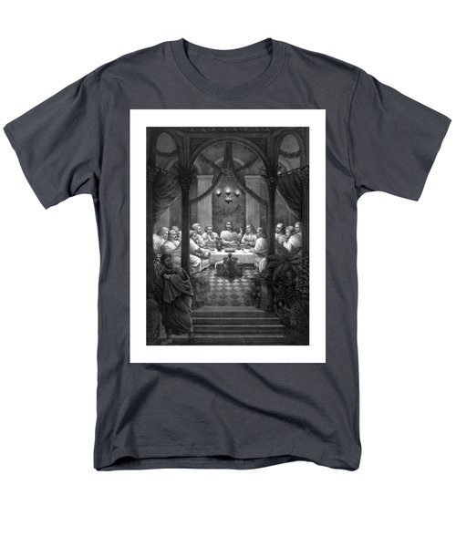The Last Supper T-Shirt by War Is Hell Store
