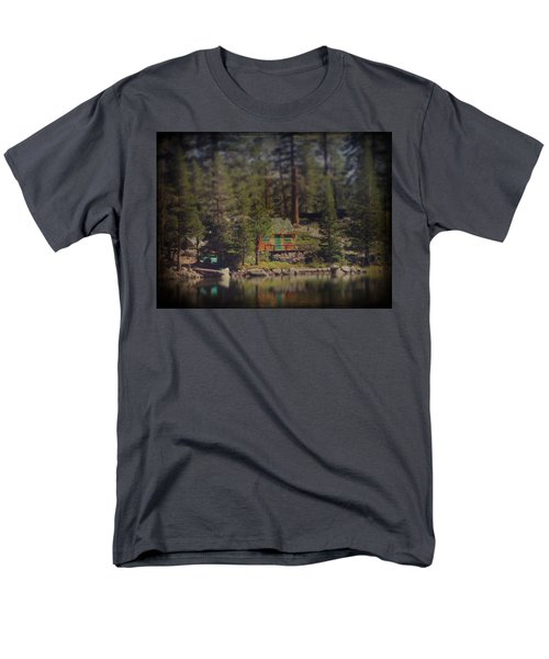 The Little Cabin T-Shirt by Laurie Search