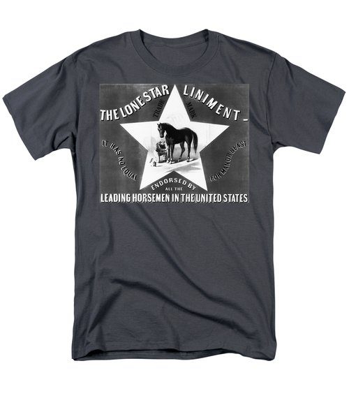 The Lonestar Liniment T-Shirt by Digital Reproductions