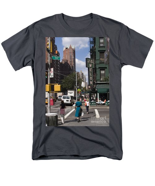 The Manhattan Sophisticate T-Shirt by Madeline Ellis