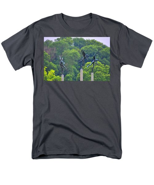 The Three Angels T-Shirt by Bill Cannon