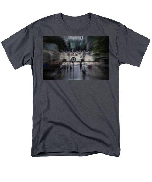 Time Traveller Men's T-Shirt  (Regular Fit) by Martin Newman
