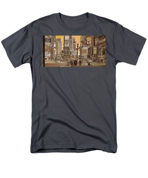 times square T-Shirt by Guido Borelli