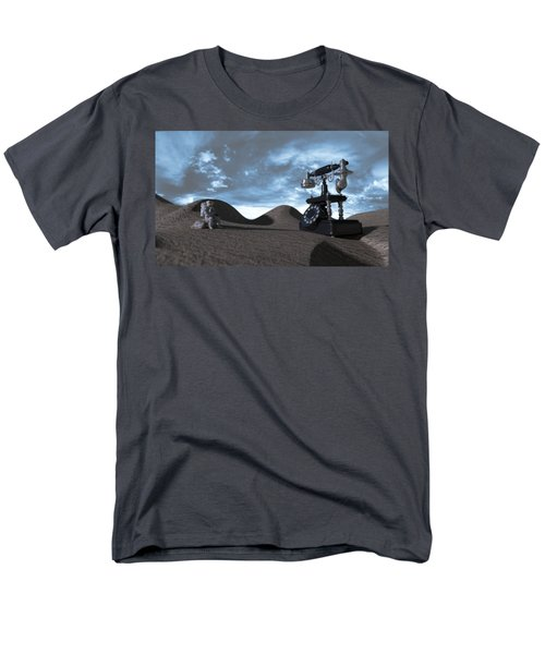 Tomorrow Morning Men's T-Shirt  (Regular Fit) by Brainwave Pictures
