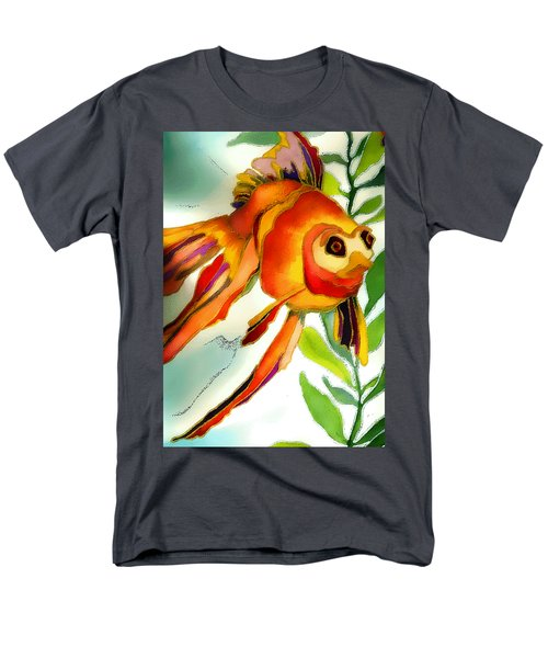 Underwater Fish Men's T-Shirt  (Regular Fit) by Lyn Chambers