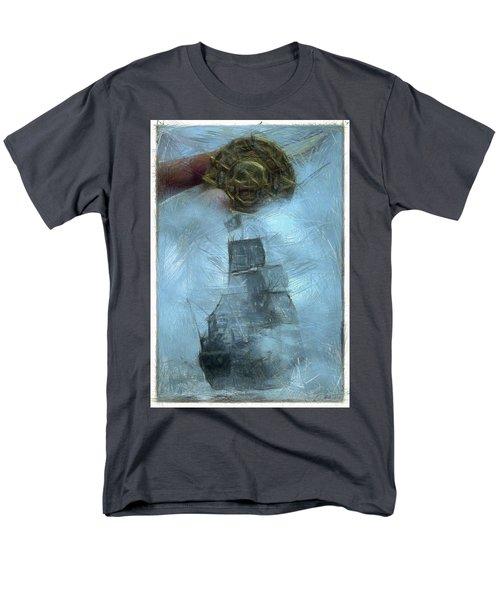 Unnatural Fog Men's T-Shirt  (Regular Fit) by Benjamin Dean