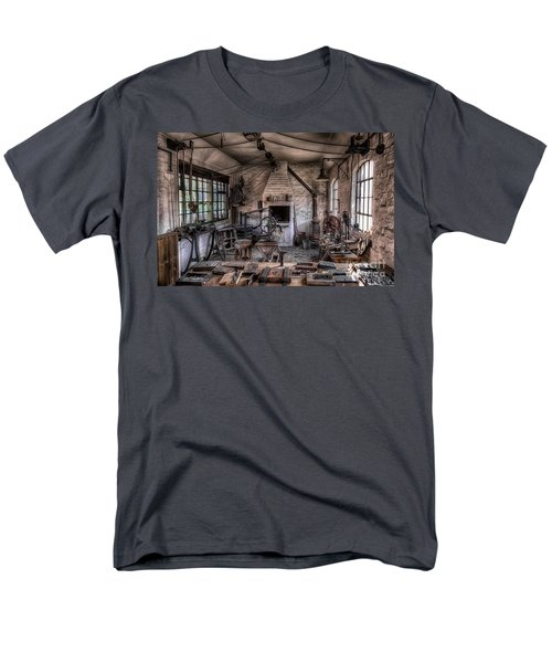 Victorian Locksmith T-Shirt by Adrian Evans