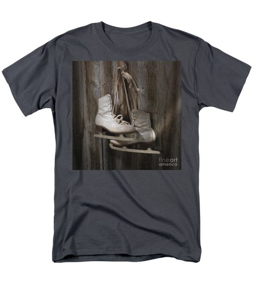 Waiting for the Pond to Freeze T-Shirt by Jerry McElroy