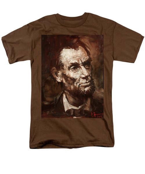 Abraham Lincoln T-Shirt by Ylli Haruni
