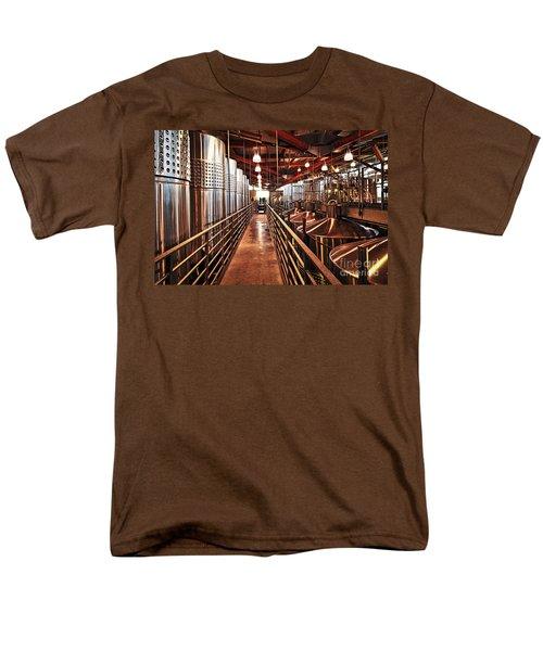 Inside winery T-Shirt by Elena Elisseeva