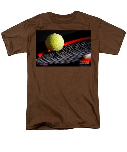 Tennis equipment T-Shirt by Michal Bednarek