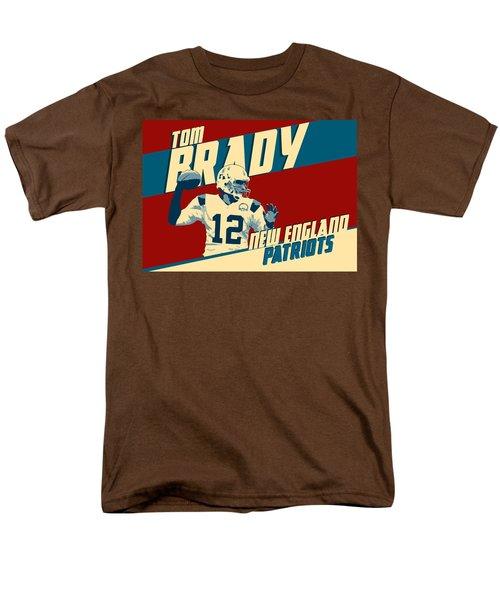 Tom Brady Men's T-Shirt  (Regular Fit) by Taylan Apukovska