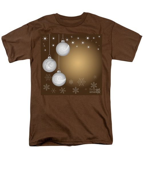Christmas background T-Shirt by Michal Boubin