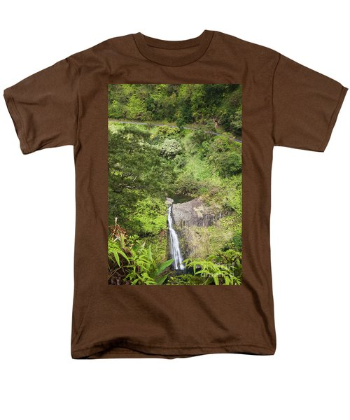 Hana Waterfall T-Shirt by Jenna Szerlag