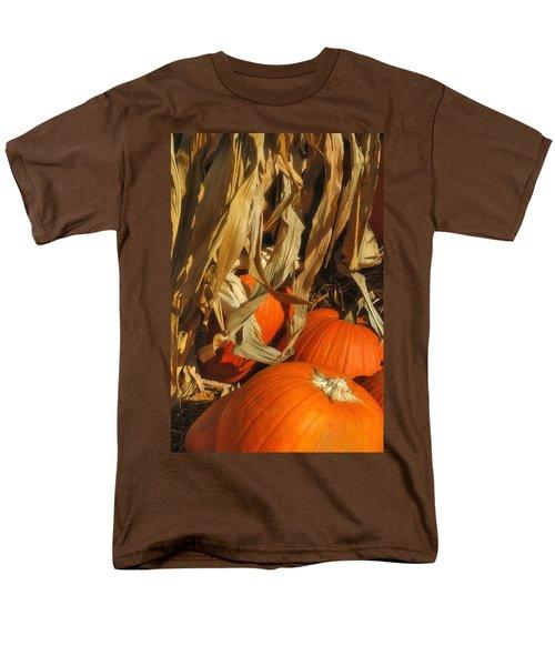 Pumpkin Harvest T-Shirt by Joann Vitali