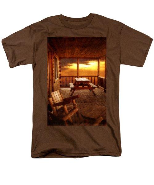 The Cabin T-Shirt by Joann Vitali