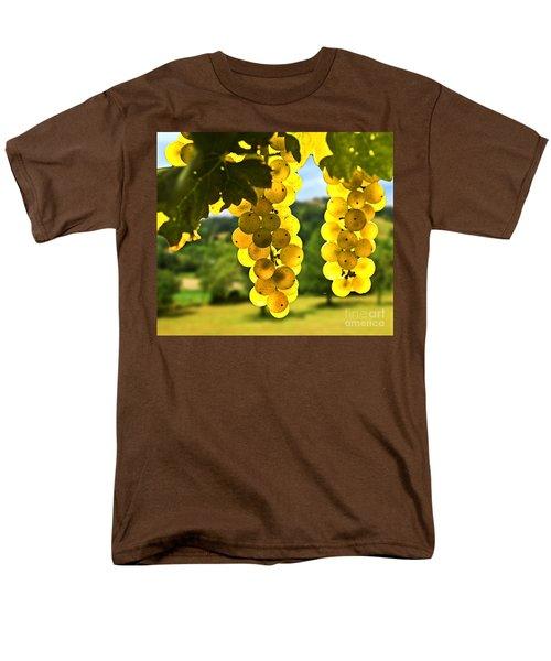 Yellow grapes T-Shirt by Elena Elisseeva
