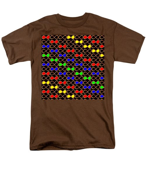 INFINITY Infinite SYMBOL Elegant Art and Patterns T-Shirt by NAVIN JOSHI
