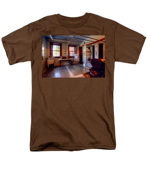 Glensheen Mansion Duluth Men's T-Shirt  (Regular Fit) by Amanda Stadther