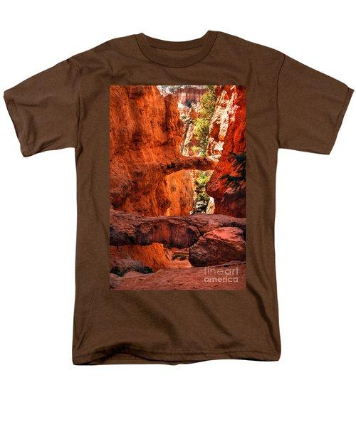 A Bridge T-Shirt by Robert Bales