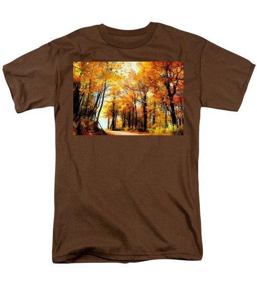 A Golden Day T-Shirt by Lois Bryan