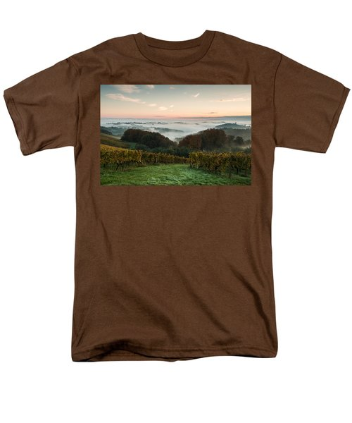 A quiet morning on the hill T-Shirt by Davorin Mance